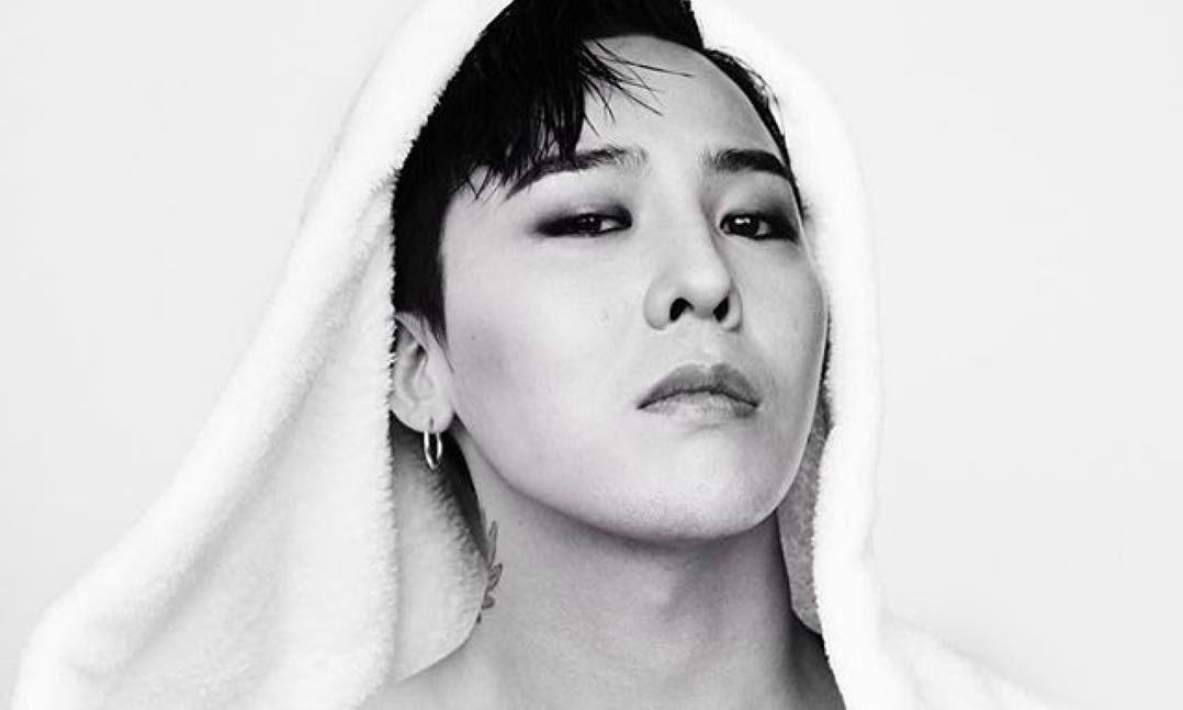 Obrazek: G-Dragon dla VOGUE Chin