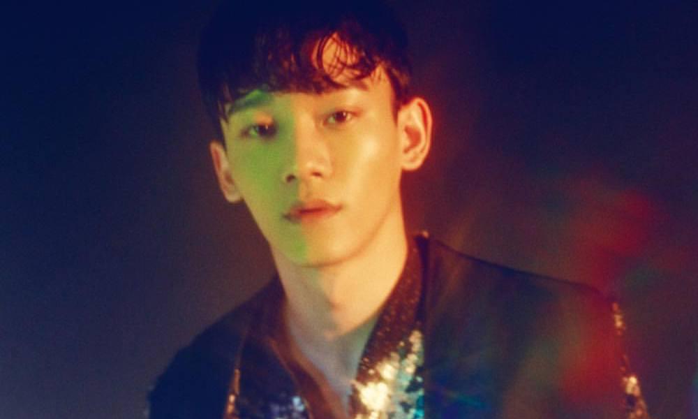 "Image: EXO's Chen for W magazine ""EXOclusive"""