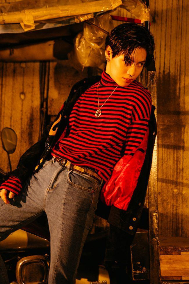 "SHINee's Taemin for album ""1 of 1"" / Image Source: SM Entertainment"