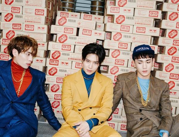 Shinee Album - Year of Clean Water