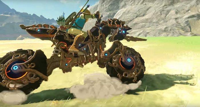 Le 2e DLC De The Legend Of Zelda Breath Of The Wild Est