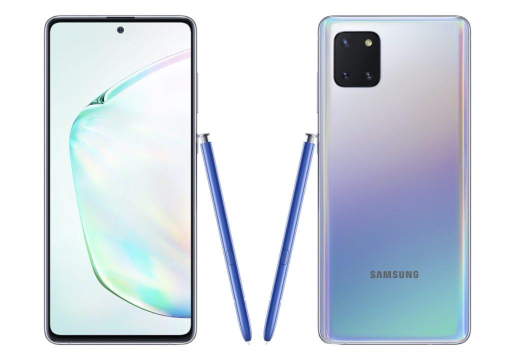 Samsung officialise les Galaxy S10 Lite et Galaxy Note 10 Lite | KultureGeek