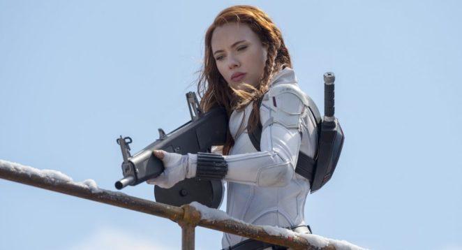 Scarlett Johansson disney streaming