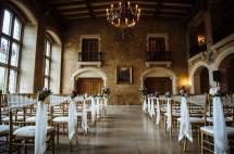 Elegant Wedding Banff Springs Hotel
