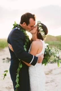Hawaii Intimate Beach Wedding