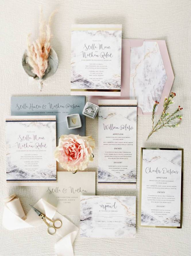 Easy Simple Beautiful Local Invitations From Pink