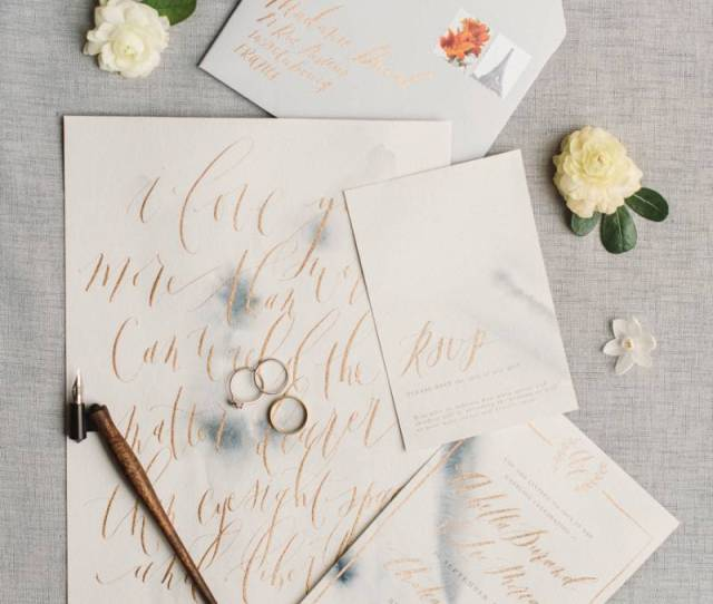 With A Gorgoeus Gown From Geleift Beautiful Florals By Wildeflower Studio And A Stationery Suite By Susan Brand The Scene Was Set For A Romantic Bridal