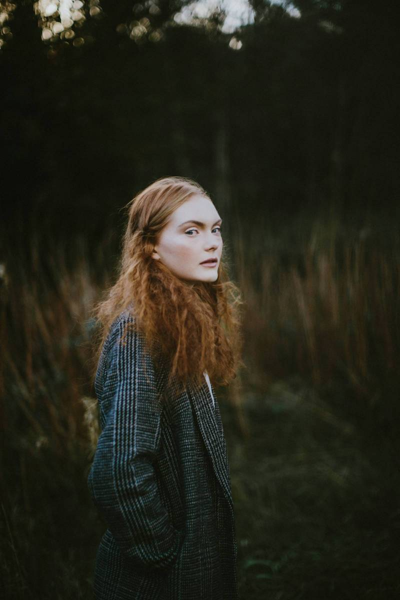 Moody autumn wedding inspiration inspired by nature