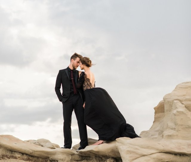 Romantisme At Its Finest New Mexico Wedding Inspiration