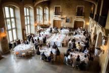 Beautiful Cultural Summer Wedding Fairmont Banff