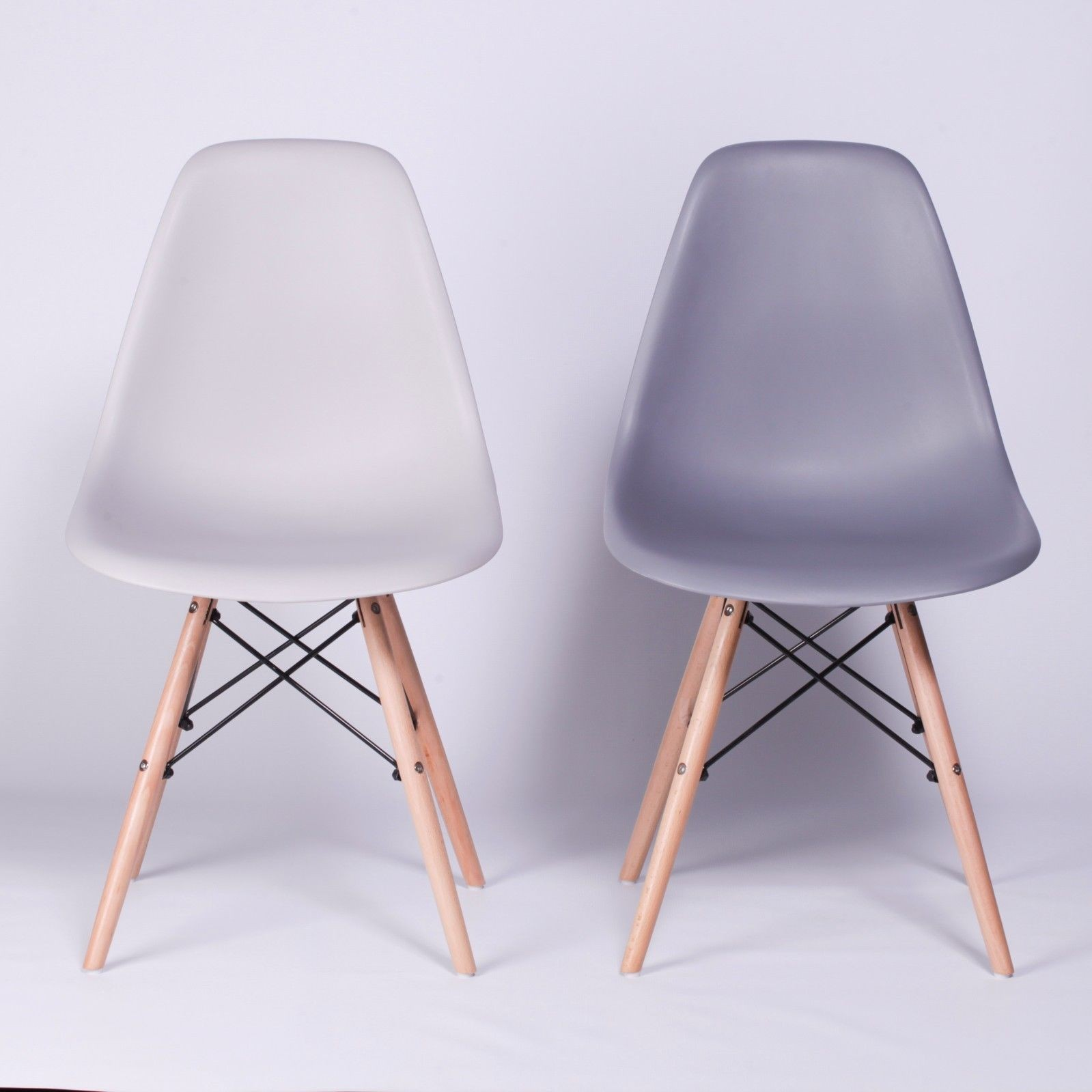 modern grey dining chairs uk unusual chair materials eiffel moulded dark furniture