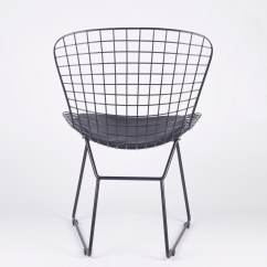 Wire Mesh Dining Chairs Uk Wholesale Barber Black Chair Furniture La Maison Chic