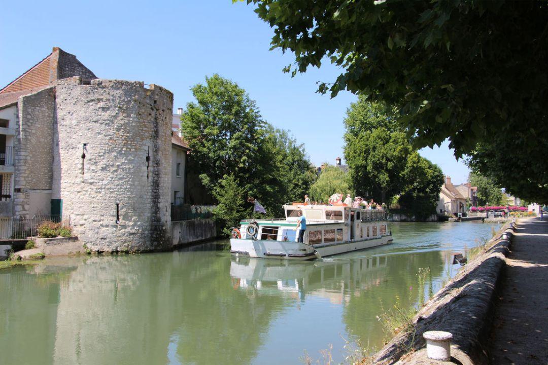 château montargis GR13 section 1