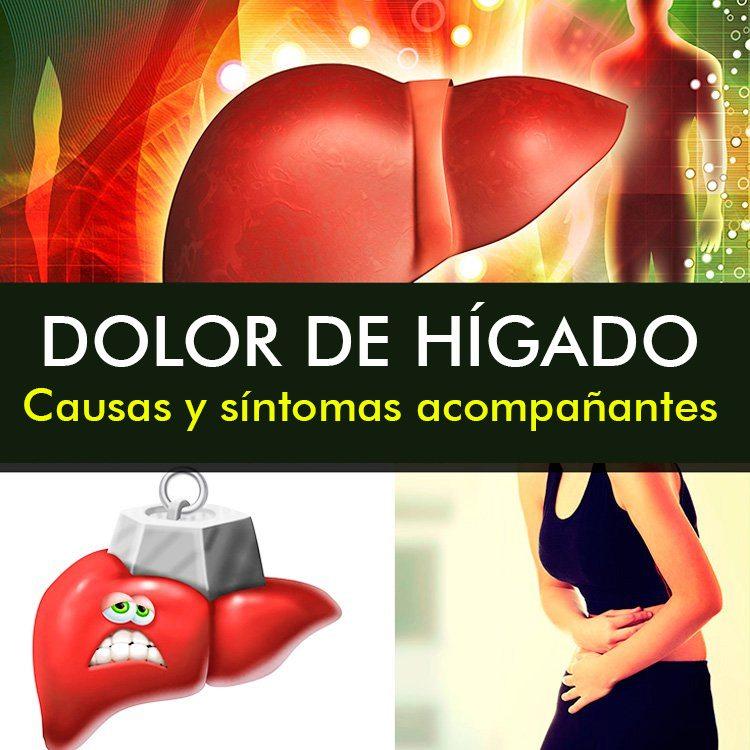 Dolor de hígado: causas síntomas y tratamiento - La Guía ...