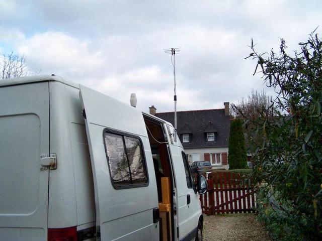 antennes tnt pour camping car