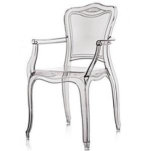 top chaises transparentes en fevr 2021