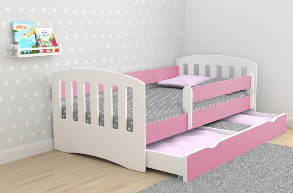 top lits enfant avec barriere en fevr