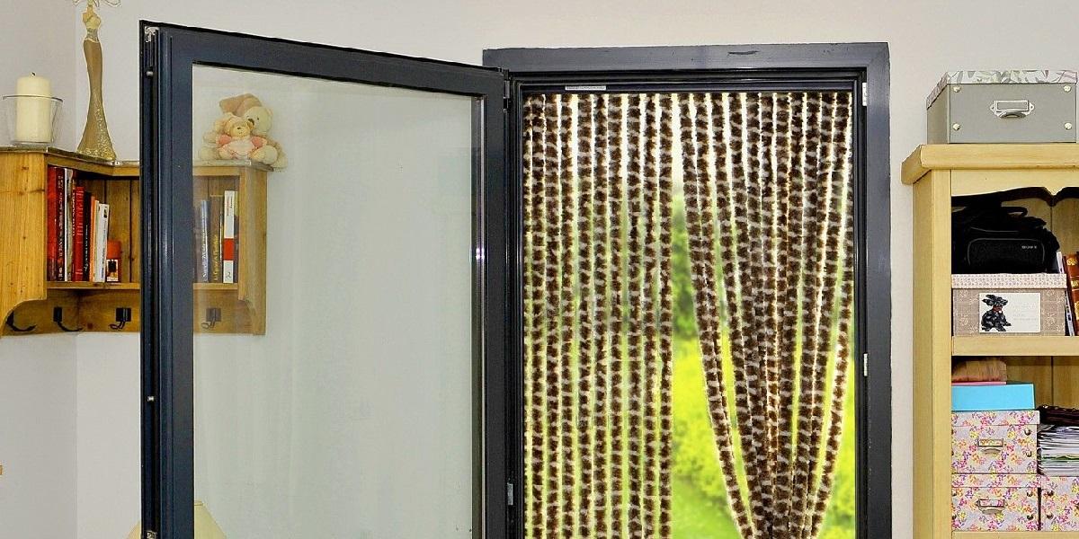 mon vacciner entre rideau porte perle bois amazon