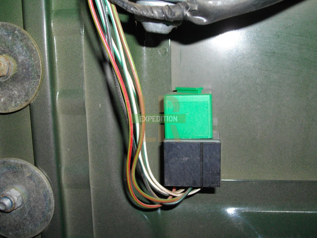 land rover discovery 2 td5 wiring diagram central nervous system labeled the rear door to a 300tdi expedition