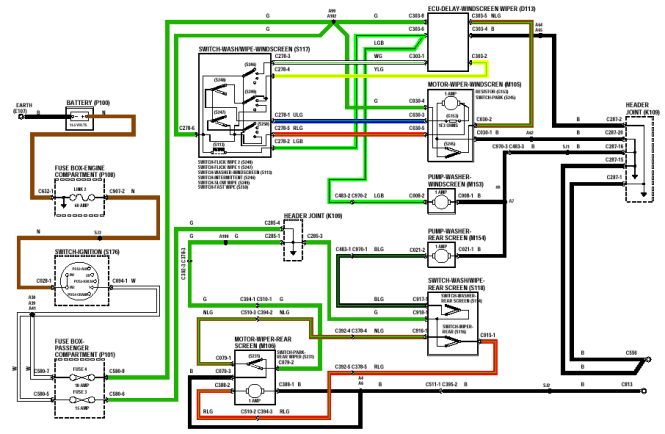 land rover discovery wiring diagram wiring diagram 1997 land rover discovery wiring diagrams home source solidfonts land rover discovery trailer wi