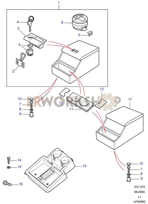 04 Land Rover Range Fuse Box. Rover. Auto Fuse Box Diagram