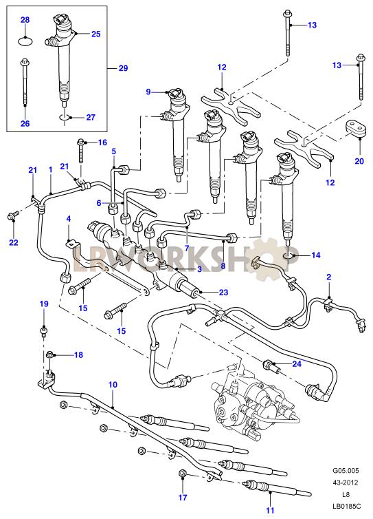 [VJWQ_4047] Ford Tdci Engine Diagram Diagram Engine