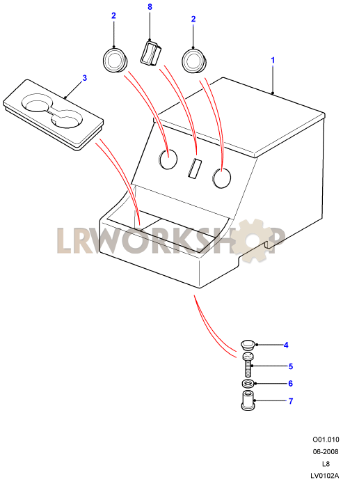 Land Rover Defender Fuse Box Diagram Image Details. Rover