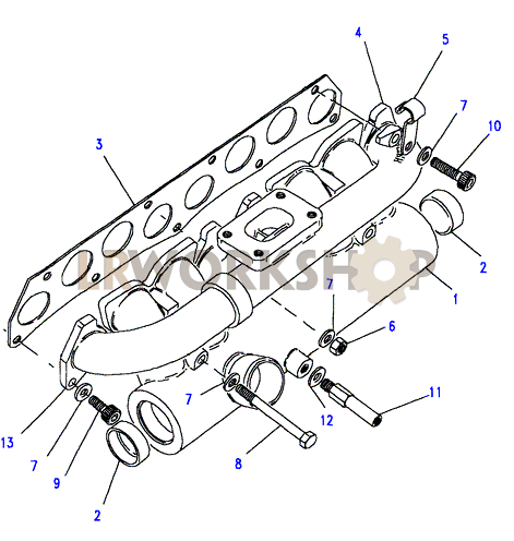 1997 Chrysler Concorde Suspension Diagram
