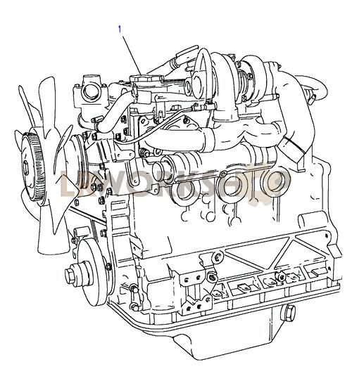 Diagram Of Land Rover 200tdi Engine