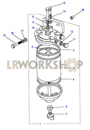 Fuel Filter  Land Rover Workshop