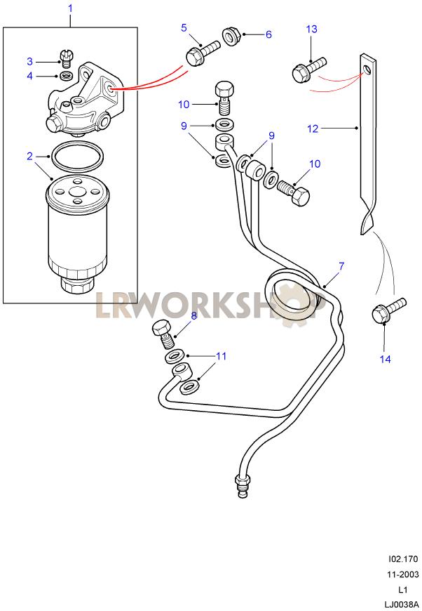 land rover 300tdi engine diagram