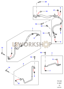 Air Conditioning Diagrams  Land Rover Workshop