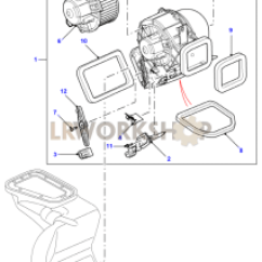 Air Conditioning Components Diagram 010v Dimming Wiring How To Setup Dimmable Led High Bay Or Parking Lot Heating System Diagrams - Land Rover Workshop