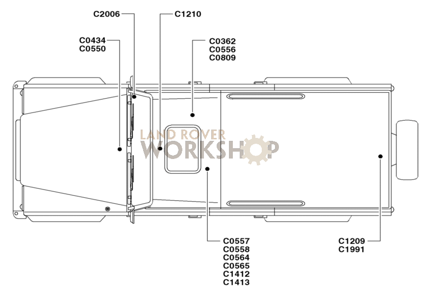 Fuse Box Mercedes Benz 2002 W211 Diagram