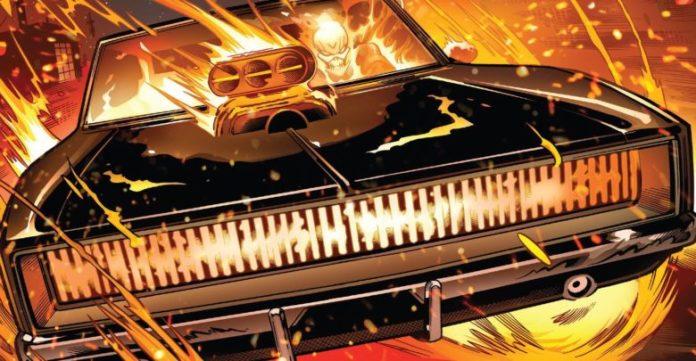 El cargador de Ghost Rider es oficialmente una nave espacial (de ...