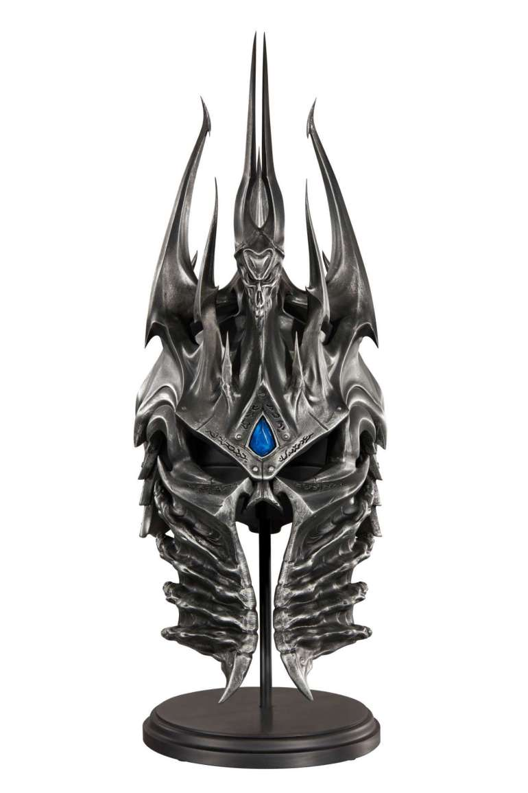 Exclusive replica of Arthas Helm of Domination Blizzard