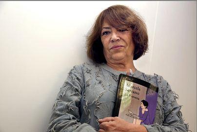 Marcela Serrano autora de La novena dice que la voz de la mujer es universal