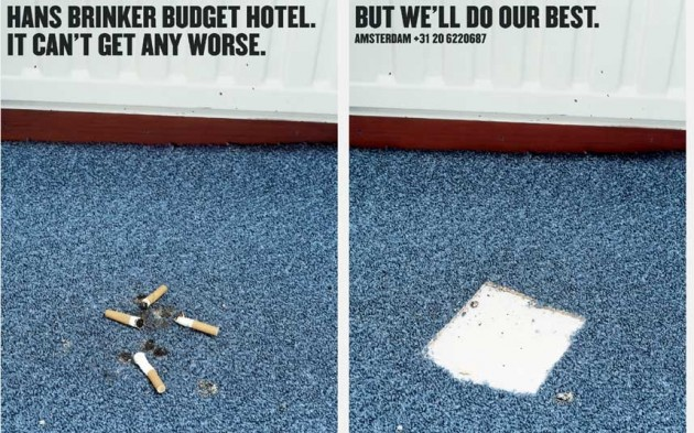Hans Brinker Budget Hotel - Can't Get Any Worse