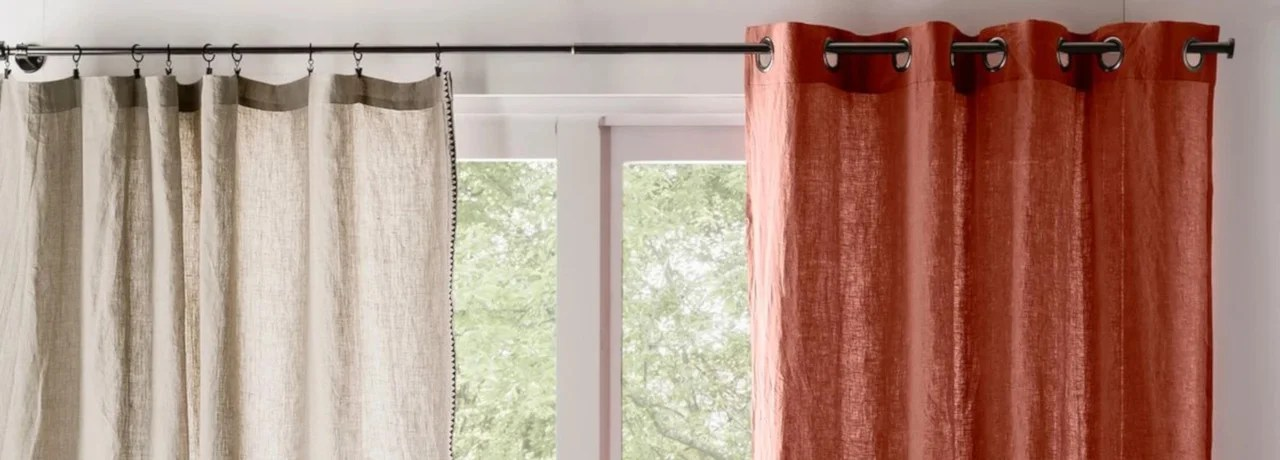 quelle bonne longueur pour les rideaux