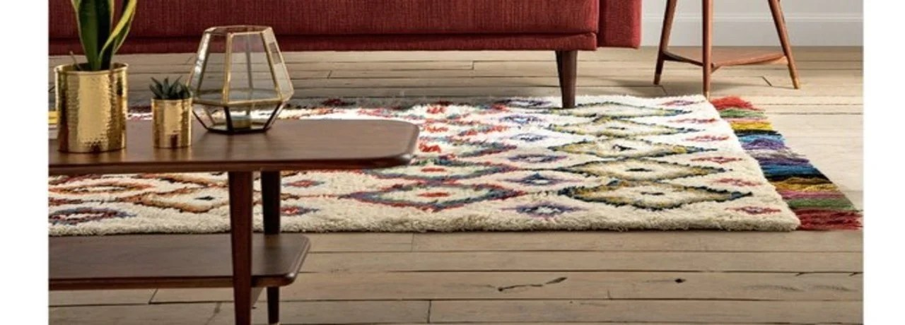 tendance decoration le tapis berbere