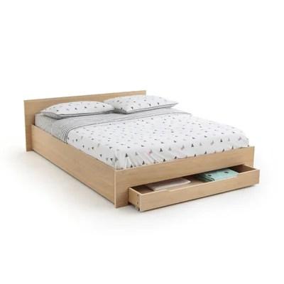 lit avec sommier tiroir crawley lit avec sommier tiroir crawley la redoute interieurs