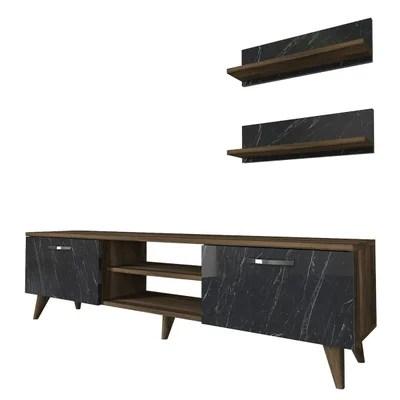 meuble tv ferme design la redoute
