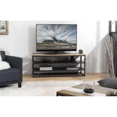 meuble tv style loft la redoute