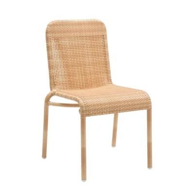 chaise de jardin beige la redoute