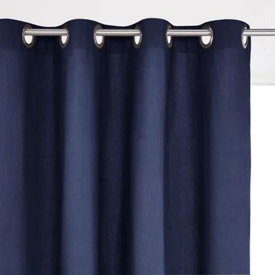 rideau œillets pur coton scenario rideau œillets pur coton scenario la redoute interieurs