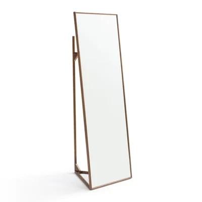 miroir pied la redoute