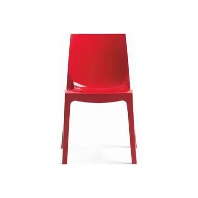 chaise design couleur la redoute