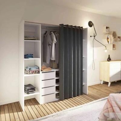 armoire chambre adulte la redoute