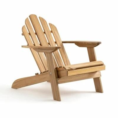 fauteuil exterieur la redoute