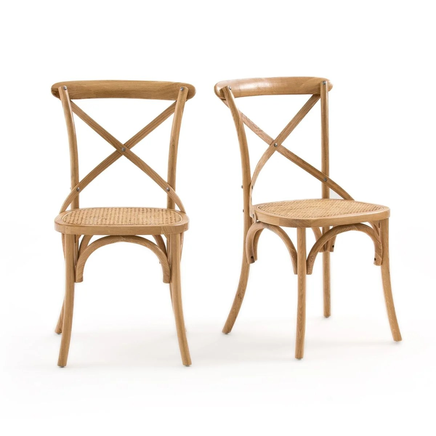 chaise bois la redoute